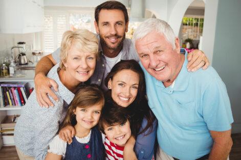 Foto família - Sobre nós