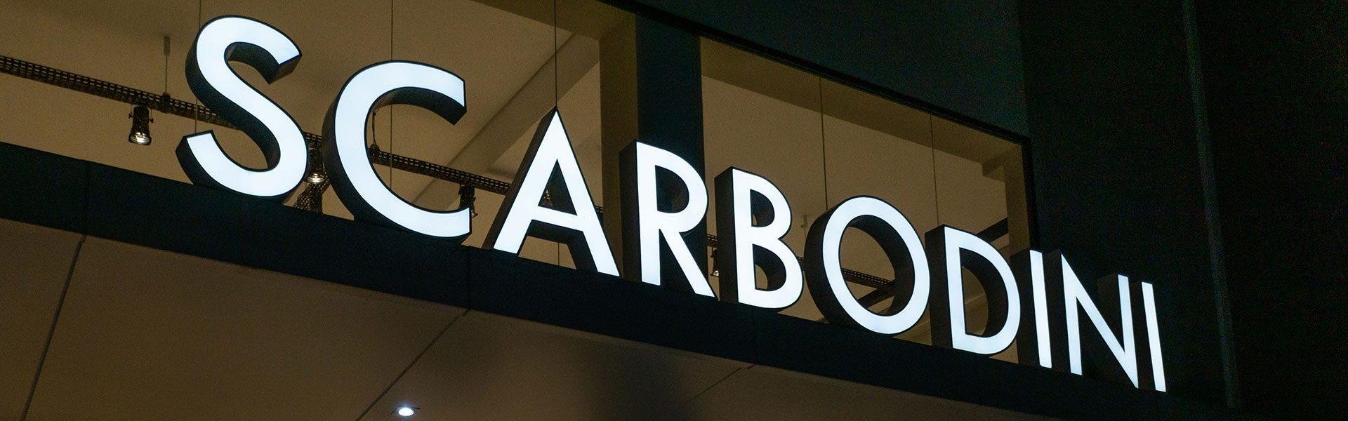 Banner Scarbodini